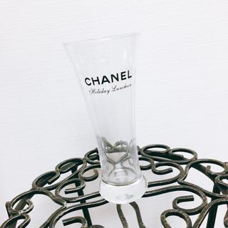 シャネル(CHANEL)のCHANEL♡シャネル♡海外ノベルティ★非売品★正規品グラス(グラス/カップ)