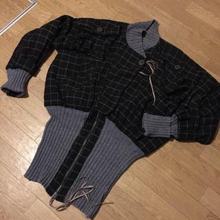 ヴィヴィアンウエストウッド(Vivienne Westwood)のアングロマニア ボマージャケット ウィッチジャケットセット(ブルゾン)