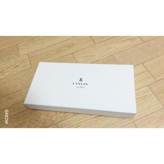 ランバンオンブルー(LANVIN en Bleu)のLANVIN 財布入れ物(ショップ袋)