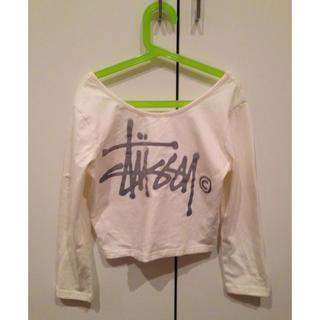 ステューシー(STUSSY)のstussy womenロンT(Tシャツ/カットソー(七分/長袖))