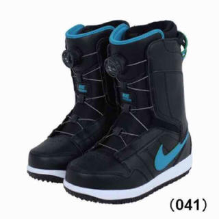 ナイキ(NIKE)のNike スノボー ブーツ 25.0cm(ブーツ)