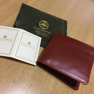 グレンロイヤル(GLENROYAL)のGLENROYAL 財布(折り財布)