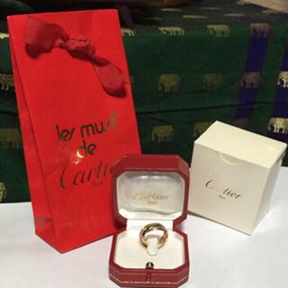 カルティエ(Cartier)のお値下げ♪カルティエ リング(リング(指輪))