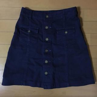 ミスティウーマン(mysty woman)のミスティーウーマン スカート(ひざ丈スカート)