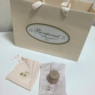 ボンポワン(Bonpoint)のボンポワン Bonpoint 乳歯ケース 新品未使用 プレゼント Noel(その他)