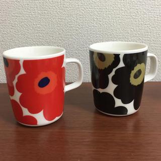 マリメッコ(marimekko)のマリメッコ マグカップセット(グラス/カップ)