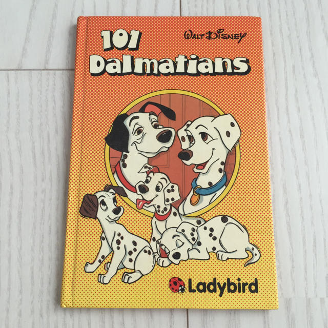 Disney ディズニー 英語絵本 101匹わんちゃん 洋書の通販 By
