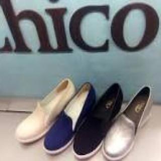 フーズフーチコ(who's who Chico)のフーズフーチコ❤新作!スリッポン(スニーカー)