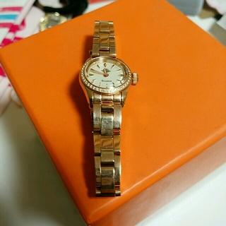 シップス(SHIPS)の年末セール !破格❤超美品×未使用❤SIPS腕時計(ピンクゴールド)(腕時計)