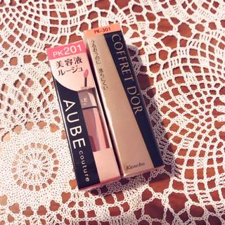 オーブクチュール(AUBE couture)の専用ページ🌼新品未開封🌟オーブクチュール美容液ルージュPK201(リップグロス)