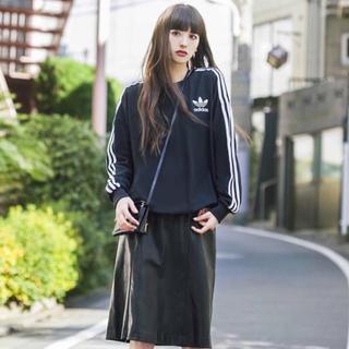 アディダス(adidas)のadidasシフォントップス♡(シャツ/ブラウス(長袖/七分))