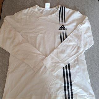 アディダス(adidas)のアディダスロンT(Tシャツ/カットソー(七分/長袖))