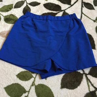 ジーユー(GU)の【新品同様】スカートズボン(ミニスカート)