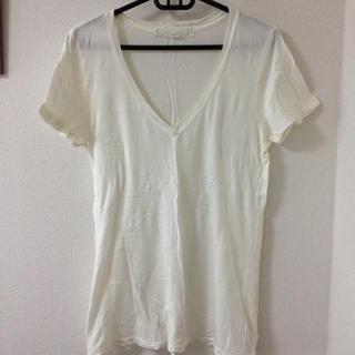 フォーエバートゥエンティーワン(FOREVER 21)のForever21白Tシャツ(Tシャツ(半袖/袖なし))