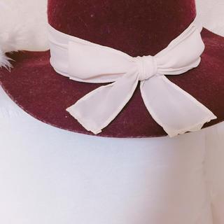 リリーブラウン(Lily Brown)の新品リリーブラウン帽子(ハット)