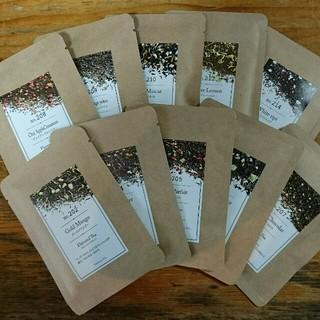 ティートリコ(TEAtrico) フレーバードティー 全10種類セット(茶)