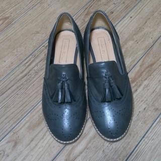 ディーホリック(dholic)の値下げ!格安!タッセルシューズ(ローファー/革靴)