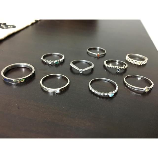 FELISSIMO(フェリシモ)の4月いっぱい売り切り!値下げ✳︎フェリシモ リング  レディースのアクセサリー(リング(指輪))の商品写真