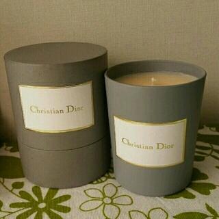 クリスチャンディオール(Christian Dior)のChristian Dior キャンドル(キャンドル)