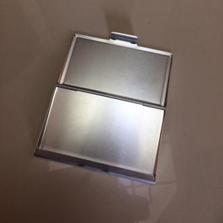 ムジルシリョウヒン(MUJI (無印良品))の無印 カードケース(名刺入れ/定期入れ)