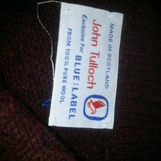 ジョンタロック(JOHN TULLOCH)のセーター(ニット/セーター)