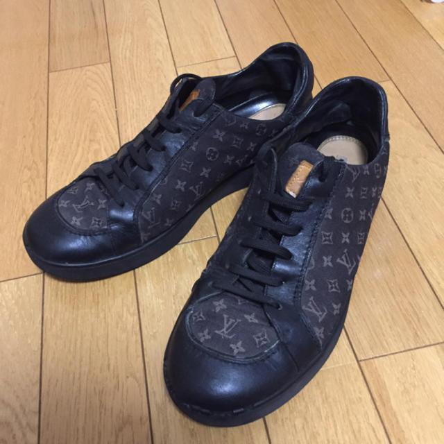 LOUIS VUITTON(ルイヴィトン)のルイヴィトン モノグラム スニーカー ヴィトン シューズ 靴 メンズの