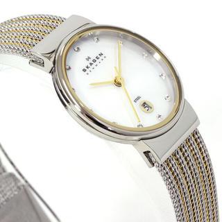 スカーゲン(SKAGEN)の新品 スカーゲン レディース 腕時計 355SSGS(腕時計)