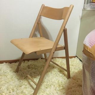 ムジルシリョウヒン(MUJI (無印良品))の☆sayuさま専用☆無印良品 ブナ材折りたたみチェア(折り畳みイス)
