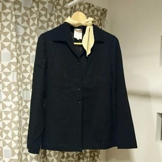 シビラ(Sybilla)のグランマさん専用  シビラ  黒ブラウス&スーツ(シャツ/ブラウス(長袖/七分))