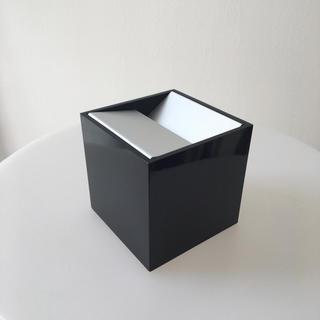 ダネーゼ(DANESE)のダネーゼ/Cubo(キューボ)灰皿、大、黒(灰皿)