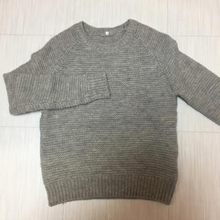 ムジルシリョウヒン(MUJI (無印良品))の無印良品 ニット(ニット/セーター)