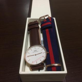 ダニエルウェリントン(Daniel Wellington)のダニエルウェリントン 36mm(腕時計(アナログ))