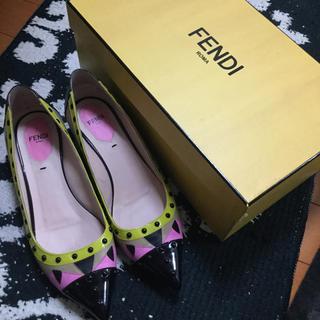フェンディ(FENDI)のFENDI モンスター(ローファー/革靴)