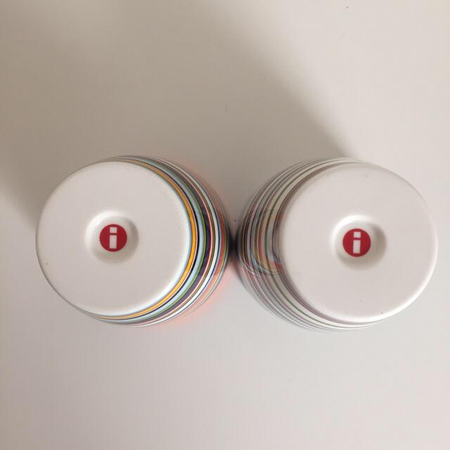 iittala(イッタラ)のイッタラ マグカップ ペア インテリア/住まい/日用品のキッチン/食器(グラス/カップ)の商品写真
