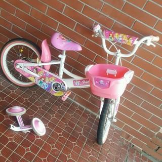 ディズニー(Disney)のあやか様専用 1月25日までお取り置き(自転車)