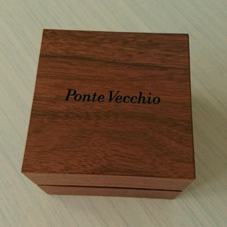 ポンテヴェキオ(PonteVecchio)のPonte Vecchio 指輪ケース(リング(指輪))