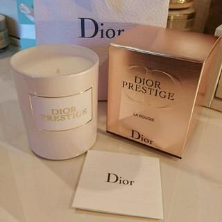 クリスチャンディオール(Christian Dior)のDior アロマキャンドル(キャンドル)