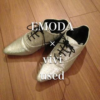 エモダ(EMODA)のEMODA×vivi☆used(スニーカー)