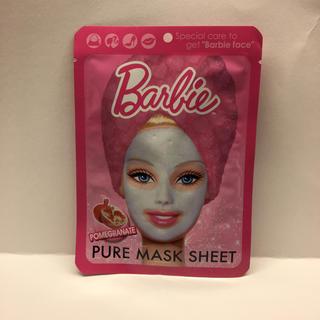 バービー(Barbie)のバービー マスクシート 10枚セット(パック/フェイスマスク)