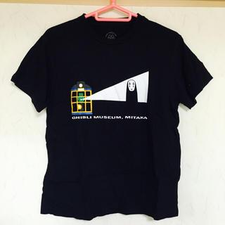 ジブリ(ジブリ)の【美品】カオナシ Sサイズ Tシャツ(Tシャツ(半袖/袖なし))