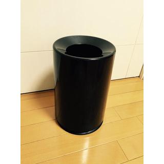 フランフラン(Francfranc)のken barbie様専用 フランフラン  ゴミ箱  黒(ごみ箱)
