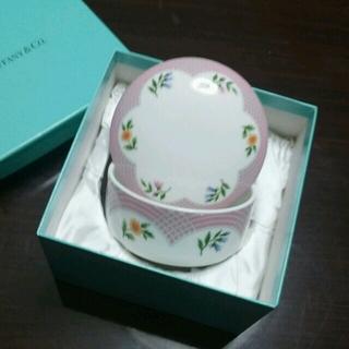 ティファニー(Tiffany & Co.)のレア?‼ ティファニー 小物入れ 箱あり(その他)
