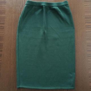 ルシェルブルー(LE CIEL BLEU)のルシェルブルー タイト スカート(ひざ丈スカート)