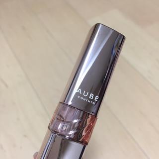 オーブクチュール(AUBE couture)のRD511 ロングキープルージュ(口紅)