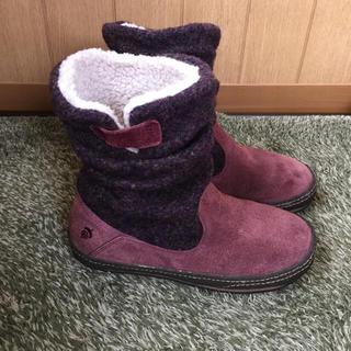 コロンビア(Columbia)のACORN ボア暖かブーツ♪(ブーツ)