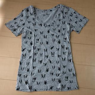 ブルーブルーエ(Bleu Bleuet)のTシャツ(Tシャツ(半袖/袖なし))