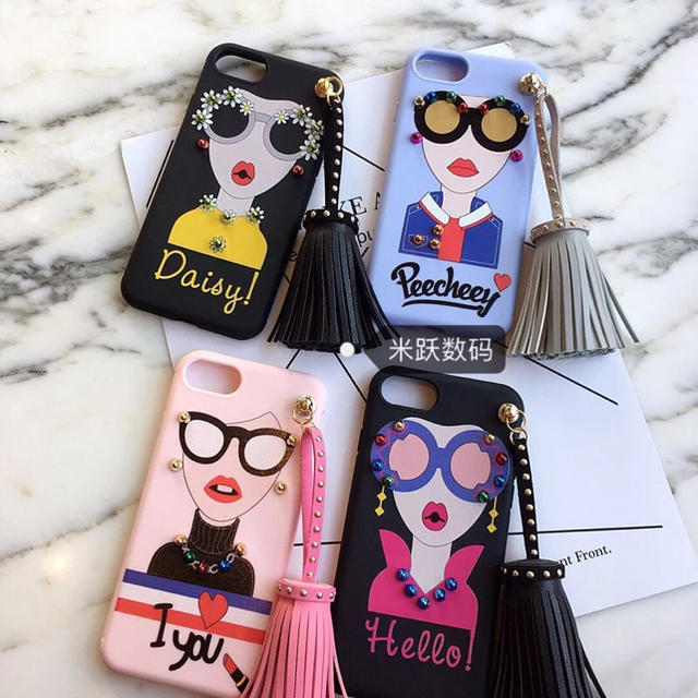 iphone6 ケース バッグ | スマホケース iphone6 iphone7の通販 by ちゃま's  shop|ラクマ