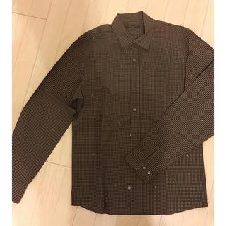 ルイヴィトン(LOUIS VUITTON)のルイヴィトン ドットシャツ(シャツ)