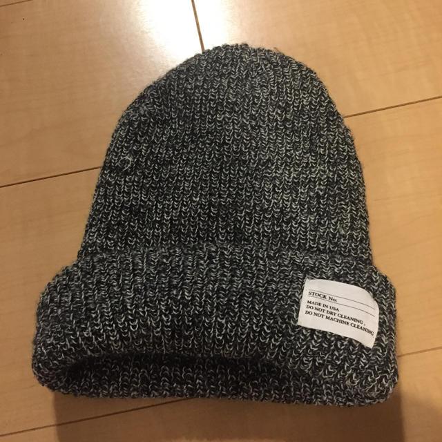 RAGEBLUE(レイジブルー)のレイジブルー ニットワッチ メンズの帽子(ニット帽/ビーニー)の商品写真