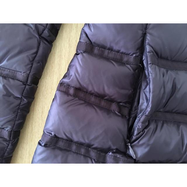 MONCLER(モンクレール)のモンクレールダウン レディース パープル レディースのジャケット/アウター(ダウンコート)の商品写真